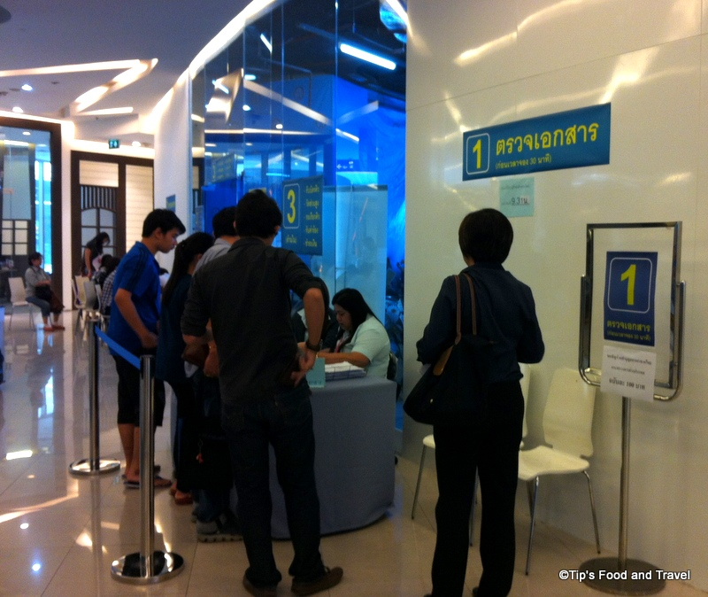 Renew my Thai passport in Bangkok on April Fool's Day